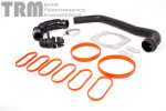 TRM Tuning M50 Manifold Swap Adapter Brackets Complete Kit Gaskets 03 (Custom)